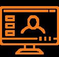 Videoanruf Gebärdensprachdolmetscher